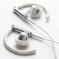 Bang&Olufsen A 8 weiss In-Ear-Ohrhörer