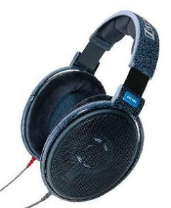 Sennheiser HD 600 Stereo Kopfhörer