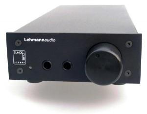 LehmannAudio Linear schwarz Kopfhörerverstärker