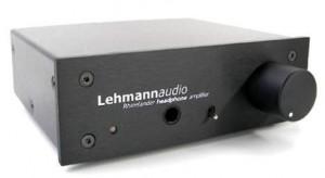 LehmannAudio Rhinelander schwarz