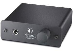 Pro-Ject Head Box II schwarz