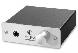 Pro-Ject Head Box II silber