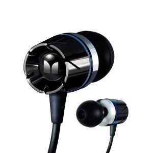 Monster Cable Turbine In-Ear Kopfhörer schwarz